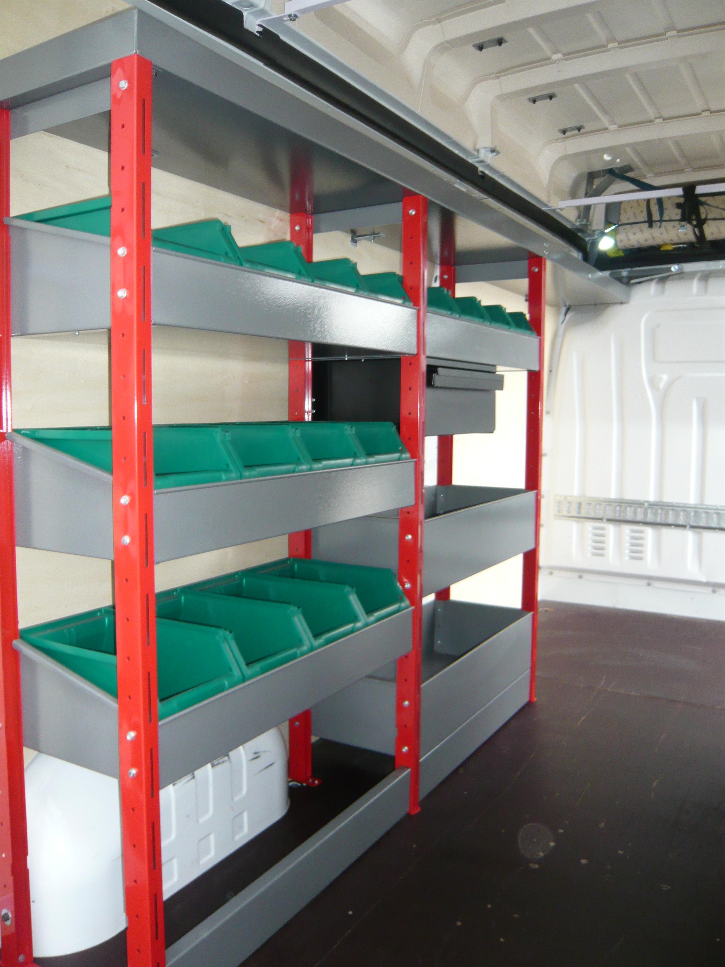 amenage etageres m talliques renforc es tolemecane quipements de s curit et. Black Bedroom Furniture Sets. Home Design Ideas